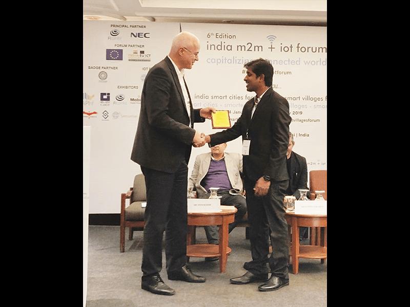 India M2M + IoT Forum