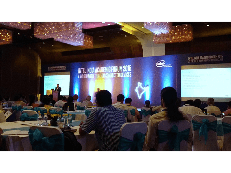 Intel India Academic Forum