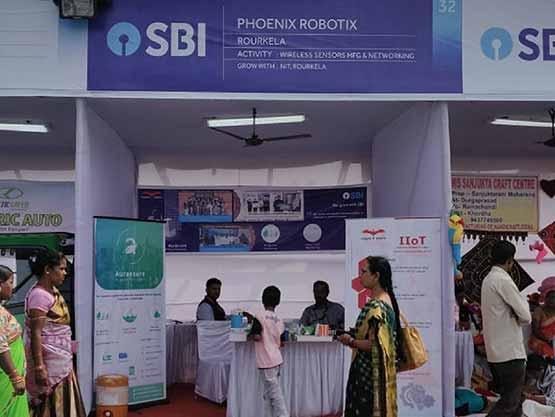 SBI MSME & SHG Mela 2018